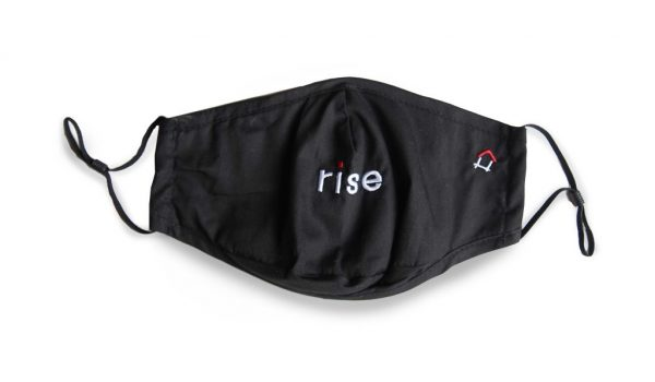 Black Rise Mask