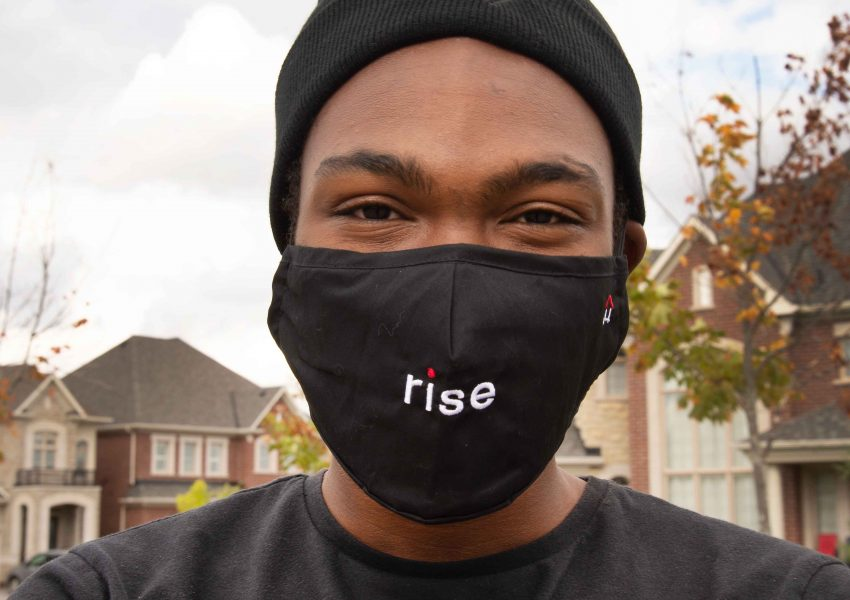toque mask