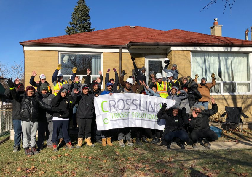 Crosslinx team house