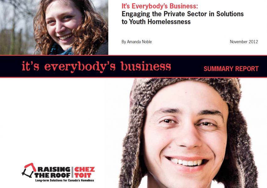 Its everybodys business report